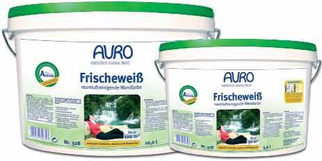 Auro Frischeweiss verbesserte Lebensqualität
