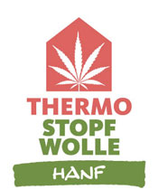 Thermo Stopfwolle Hanf