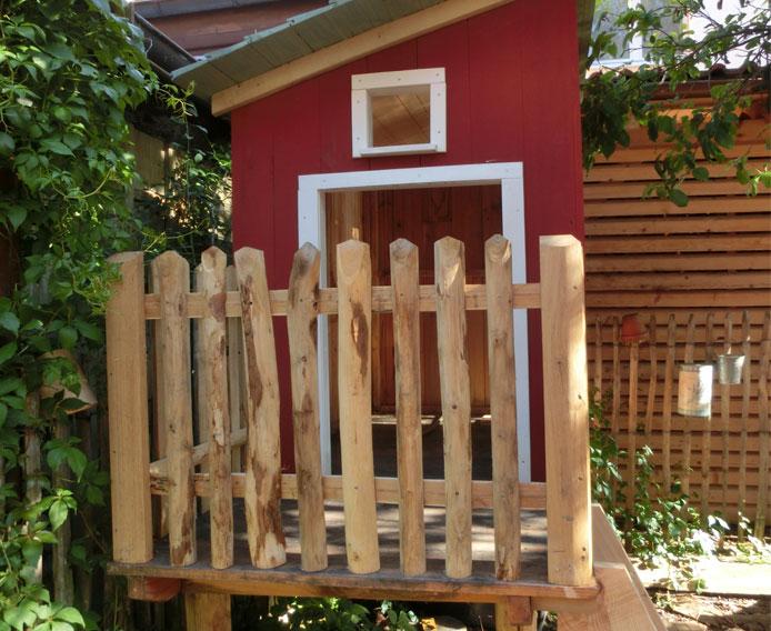 lattenzaun aus kastanienholz naturwaren online kaufen. Black Bedroom Furniture Sets. Home Design Ideas