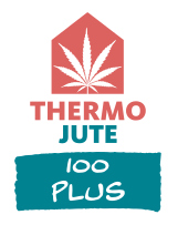 Thermo JUTE 100 PLUS Matten Stärke 50 mm